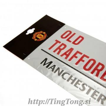 Tablica FC Manchester United 32018