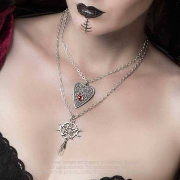 Goddess-Alchemy Gothic