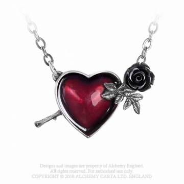 Wounded By Love-Alchemy Gothic
