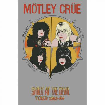 Shout At The Devil-Motley Crue 33082