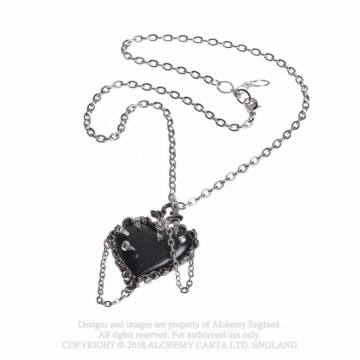 Witch Heart-Alchemy Gothic