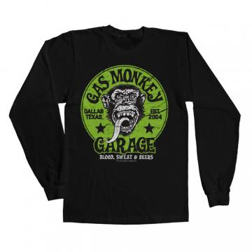 Green Logo-Gas Monkey Garage 33307