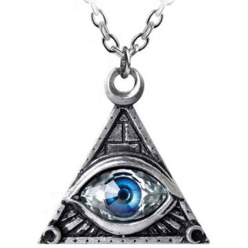 Eye of Providence- Alchemy Gothic