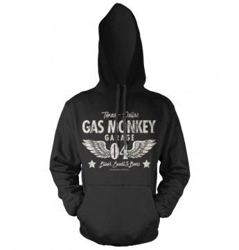 WINGS - Gas Monkey Garage