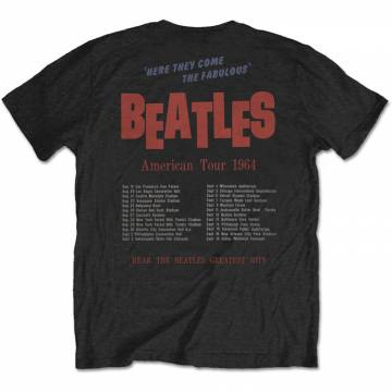 American Tour 1964 - The Beatles 33588