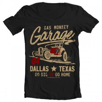 Go Big Or Go Home-Gas Monkey Garage 33752