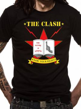 Know Your Rights-The Clash 34473
