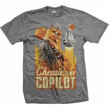 Solo Chewie Co-Pilot-Star Wars