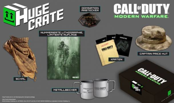 Modern Warfare-Call Of Duty 34415