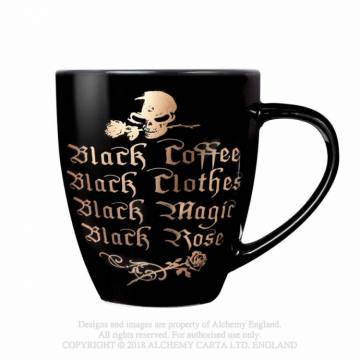 Black Magic-Alchemy Gothic 34515