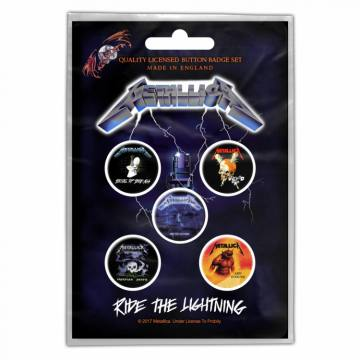 Ride The Lightning-Metallica 34722