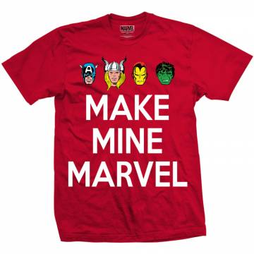 Make Mine Marvel- Marvel Comics 34837