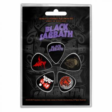 Purple Logo-Black Sabbath  35057