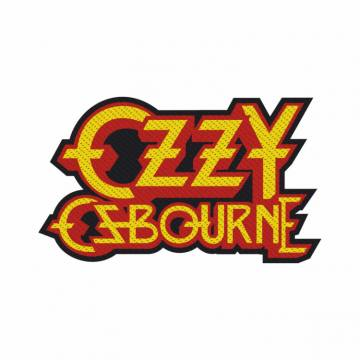 Logo Cut Out-Ozzy Osbourne 35058