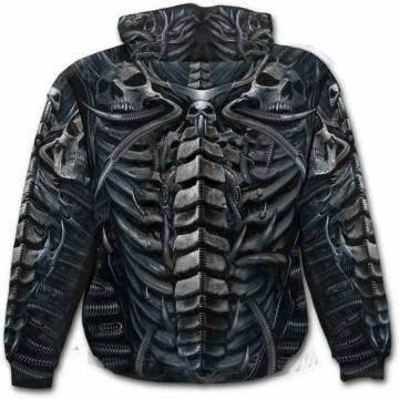 Skull Armour Allover-Spiral Direct 35074