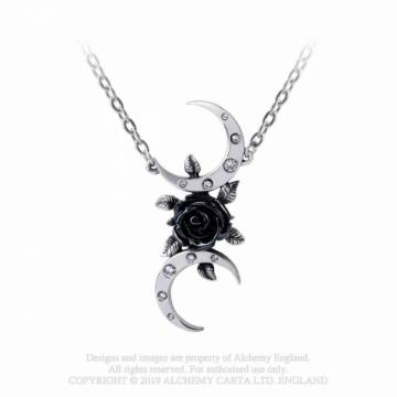 The Black Goddess - Alchemy Gothic 35284