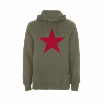 Red Star Olive Green-Rage Against The Machine 35625
