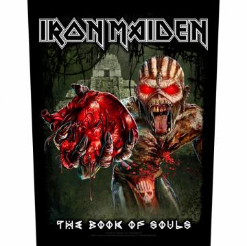 The Book Of Souls Eddie-Iron Maiden 35728