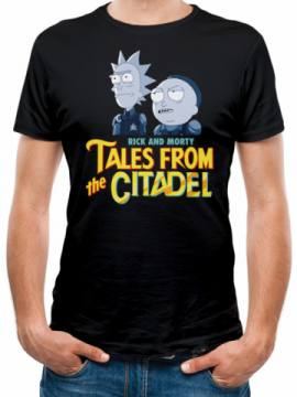 Tales From The Citadel-Rick And Morty 35836