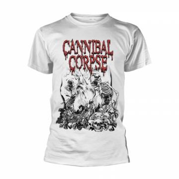 Pile Of Skulls White-Cannibal Corpse 35848