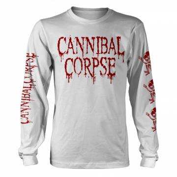 Butchered At Birth White-Cannibal Corpse 35852
