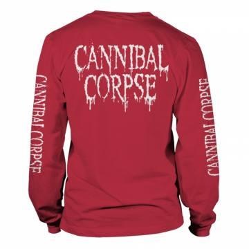 Pile Of Skulls 2018 Red-Cannibal Corpse 35853