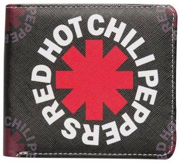Asterisk Black-Red Hot Chili Peppers 36192