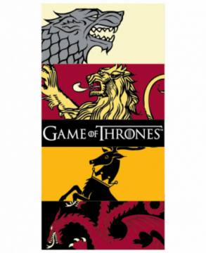 Sigils Banner-Game Of Thrones  36274