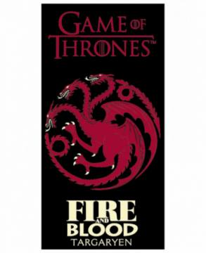 Fire And Blood-Game Of Thrones  36275
