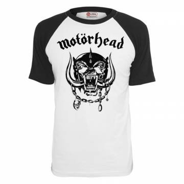 Everything Louder Raglan-Motorhead 36390