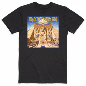 Powerslave Album Cover Box-Iron Maiden 36397