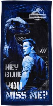 You Miss Me Blue-Jurassic World 36664