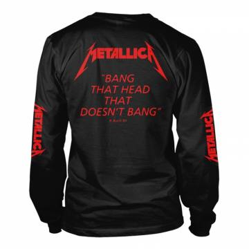 Kill Em All Black-Metallica 36762