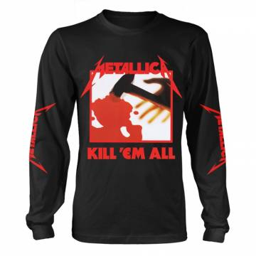 Kill Em All Black-Metallica 36763