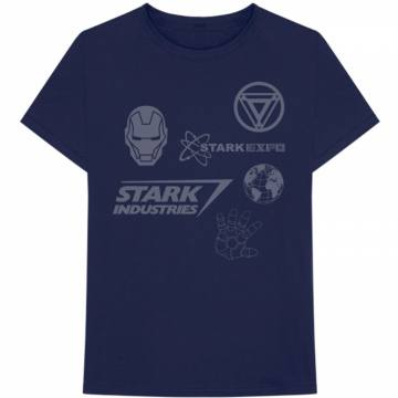 Stark Expo Navy Blue-Iron Man 36784