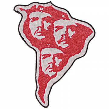 Heads Map-Che Guevara 37041