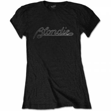 Logo Diamante-Blondie-Debbie Harry 37056
