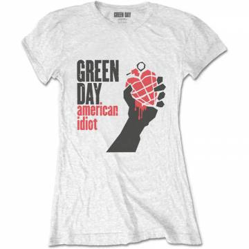 American Idiot White-Green Day 37200