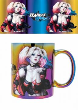 Harley Quinn Kiss- Batman 37434