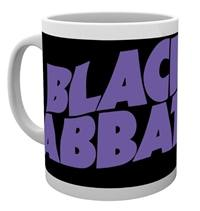 Purple Logo-Black Sabbath  37506