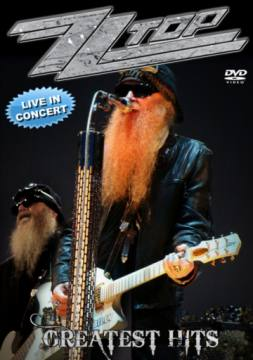Greatest Hits Live-ZZ Top 37585