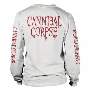 Pile Of Skulls 2018  White-Cannibal Corpse 37753