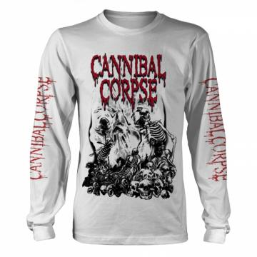 Pile Of Skulls 2018  White-Cannibal Corpse 37754