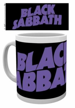 Purple Logo-Black Sabbath  38079