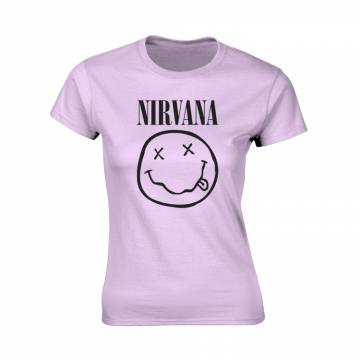 Smiley Pink-Nirvana 38084