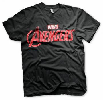 Distressed Logo-Avengers 38163