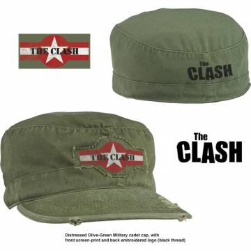 Star Logo Distressed-The Clash 38181