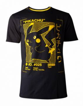 Pikachu Profile-Pokemon  38194