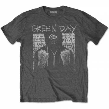 Ski Mask-Green Day 38313