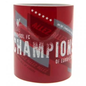 Champions Of Europe -FC Liverpool 38324